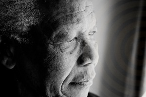 Mandela B&W
